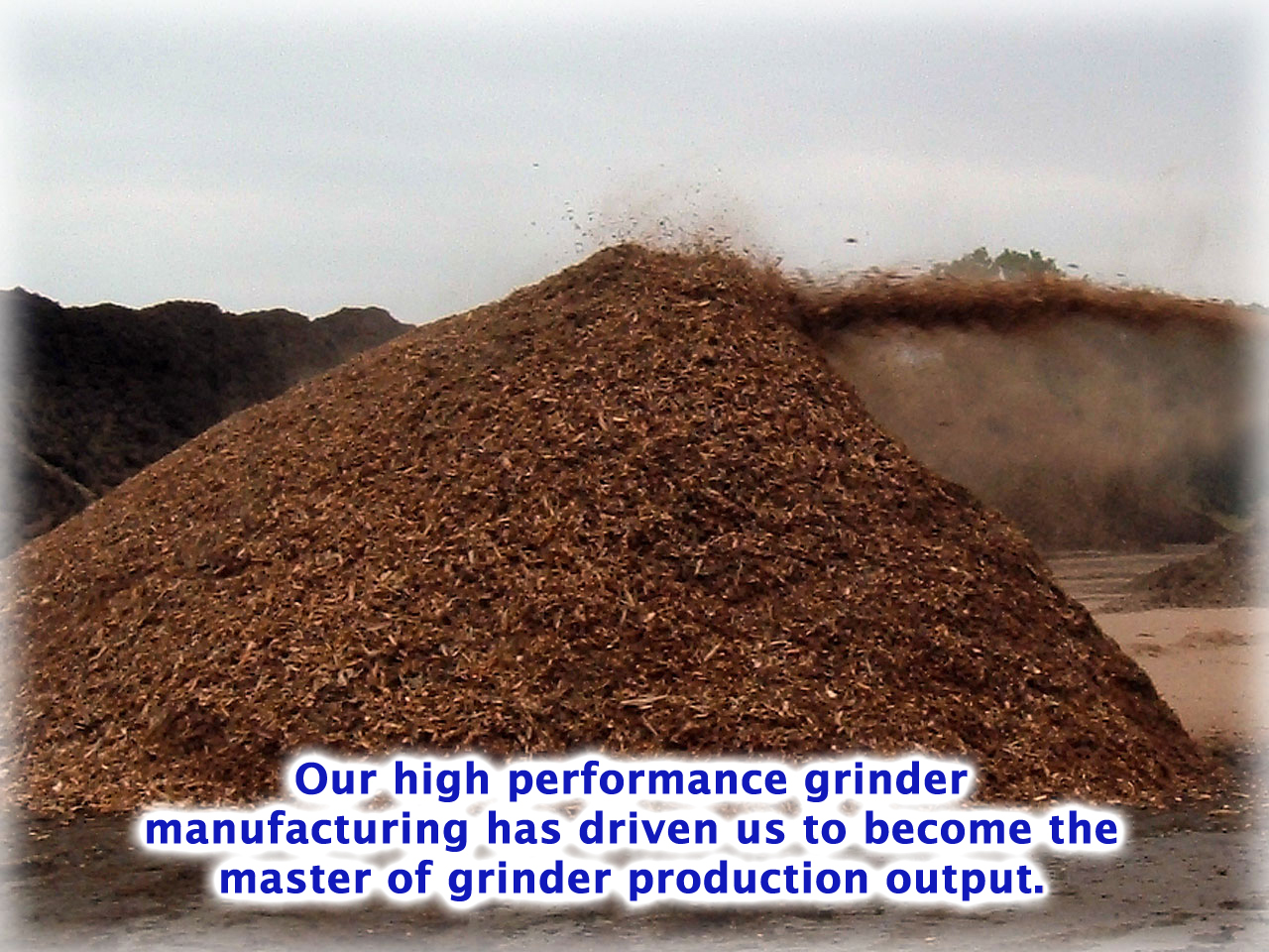Master of Grinder Production Output copy